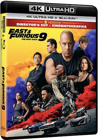 Fast & Furious 9 - The Fast Saga (2021) Directors Cut .mkv UHD Bluray Untouched 2160p E-AC3 iTA 7.1 TrueHD ENG DV HDR HEVC – DDN