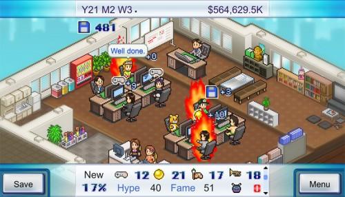 Mantap! Kairosoft Bakal Merilis Game di PlayStation 4