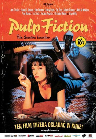 Pulp Fiction (1994) PL.BRRip.XviD-GR4PE | Lektor PL