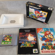 [VDS] AJOUT d'un lot N64, pokemon , star wars, mario 007, super mario 64 boxed + des boites et notices IMG-20190610-182239