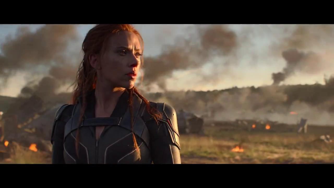 Black Widow Screen Shot 2