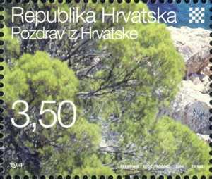2005. year POZDRAV-IZ-HRVATSKE-KARNET-8