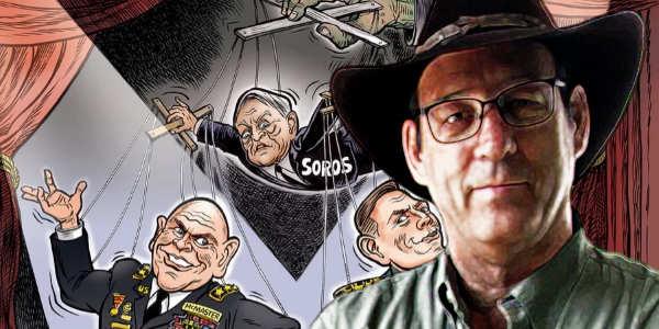 Cartoonist Ben Garrison sues the ADL for defamation, seeks $10.35 million in damages…