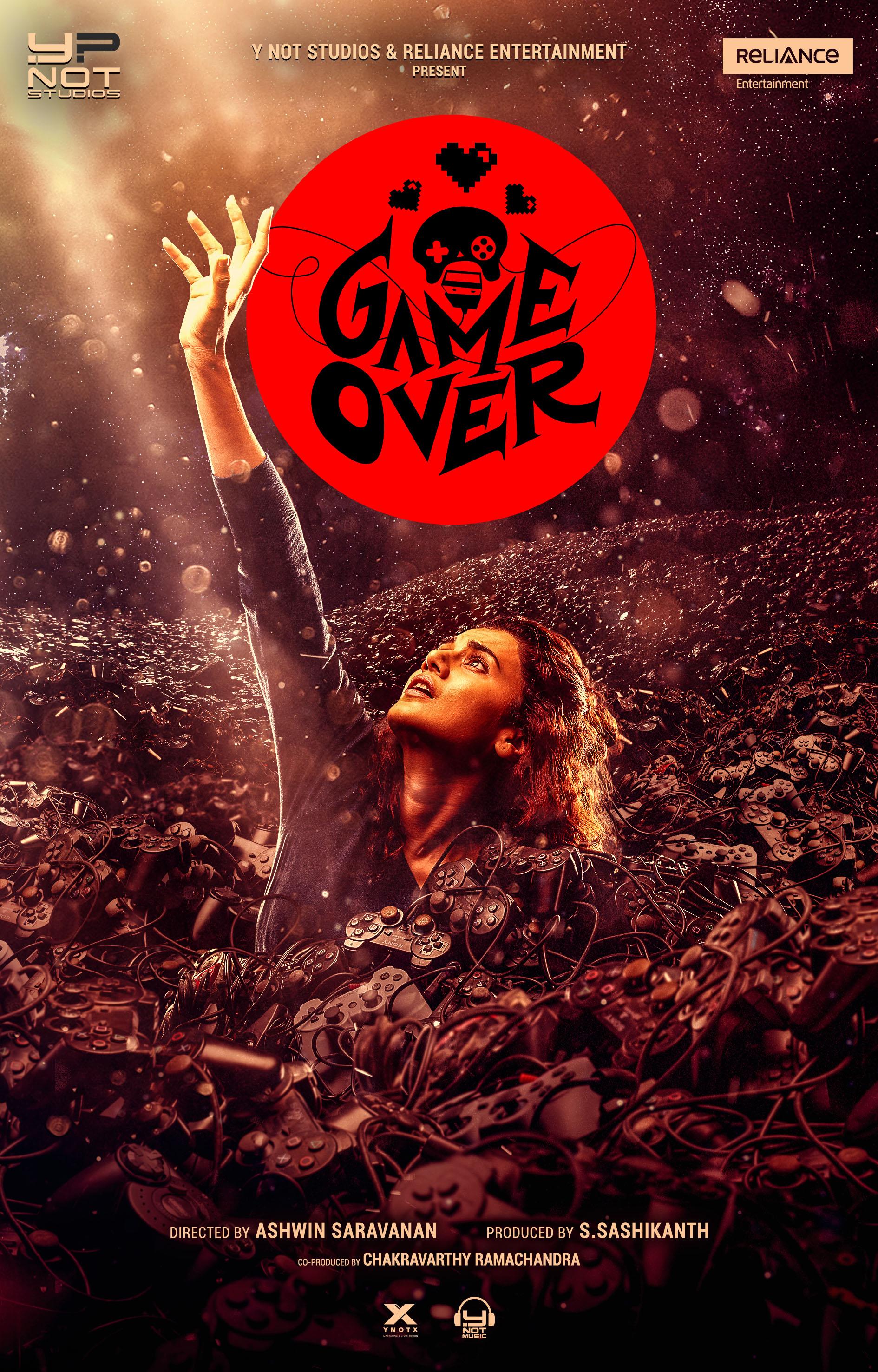 Game Over (2019) Hindi Movie PreDVDRip 720p