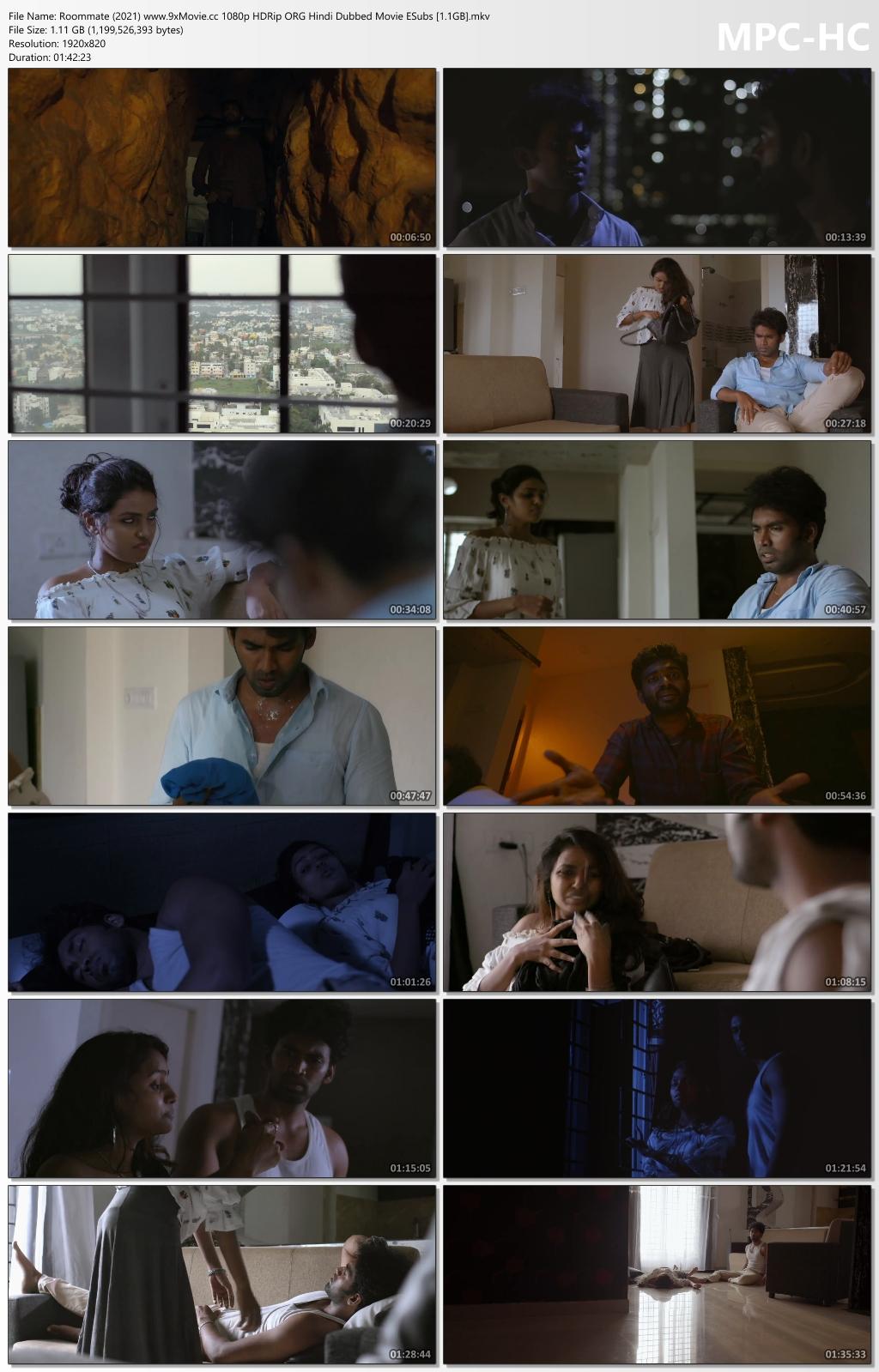 Roommate-2021-www-9x-Movie-cc-1080p-HDRip-ORG-Hindi-Dubbed-Movie-ESubs-1-1-GB-mkv