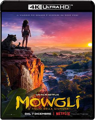 Mowgli - Il figlio della giungla (2018) .mkv UHD 4K ITA/ENG WEBRip 2160p x265 - Sub