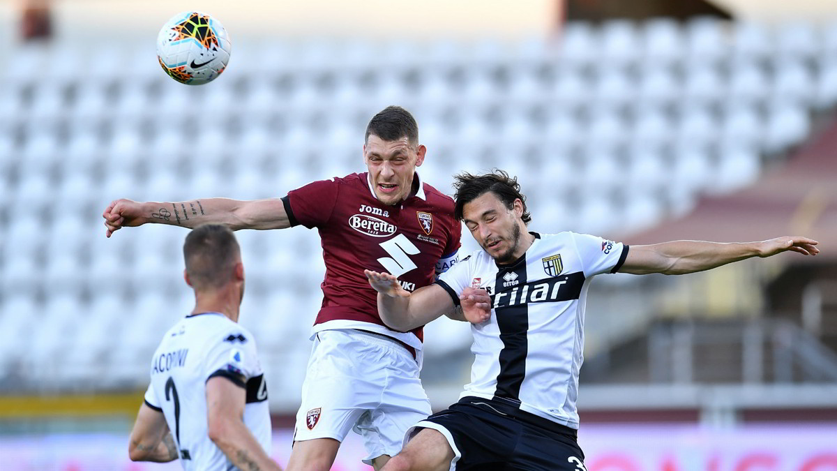TORINO PARMA Streaming Gratis Facebook TV YouTube iPhone Tablet PC: SKY Live o Video DAZN?