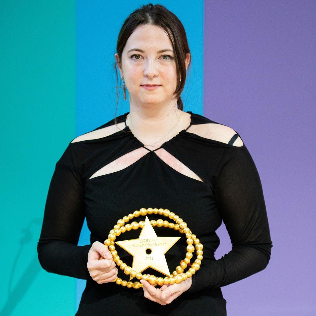 LVMH Prize 2021: Nensi Dojaka è la vincitrice
