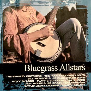 Re: Various - Bluegrassová alba