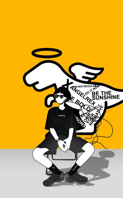Faisons Angelrex_iPhone wallpaper