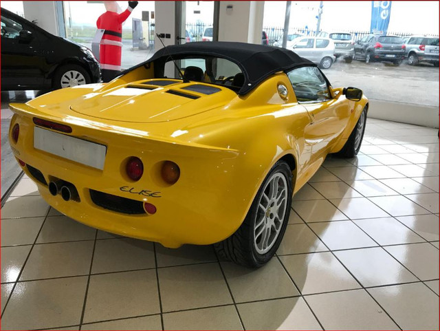 Lotus Elise serie 1 - annunci vendita e consigli 022