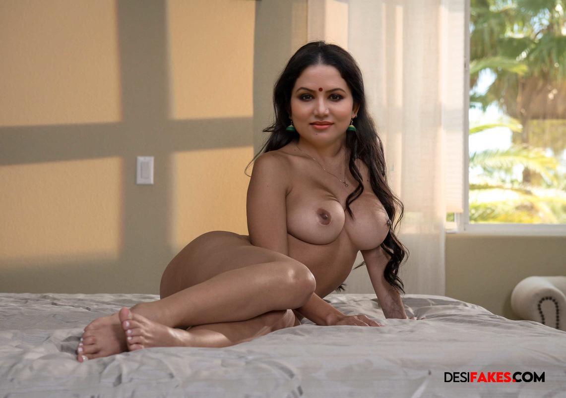Sheelu Abraham naked pic