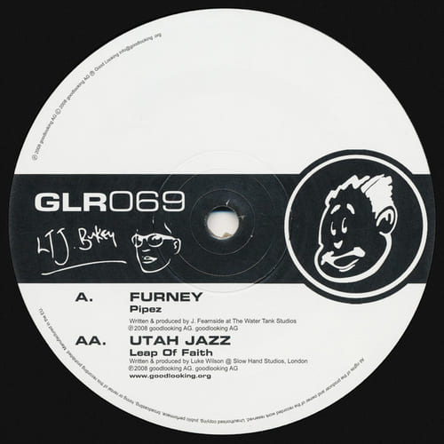 Download Furney / Utah Jazz - Pipez / Leap Of Faith mp3
