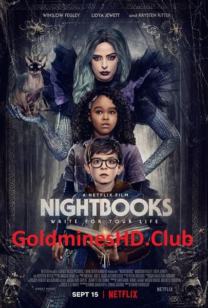 Nightbooks 2021 NF WEB-DL