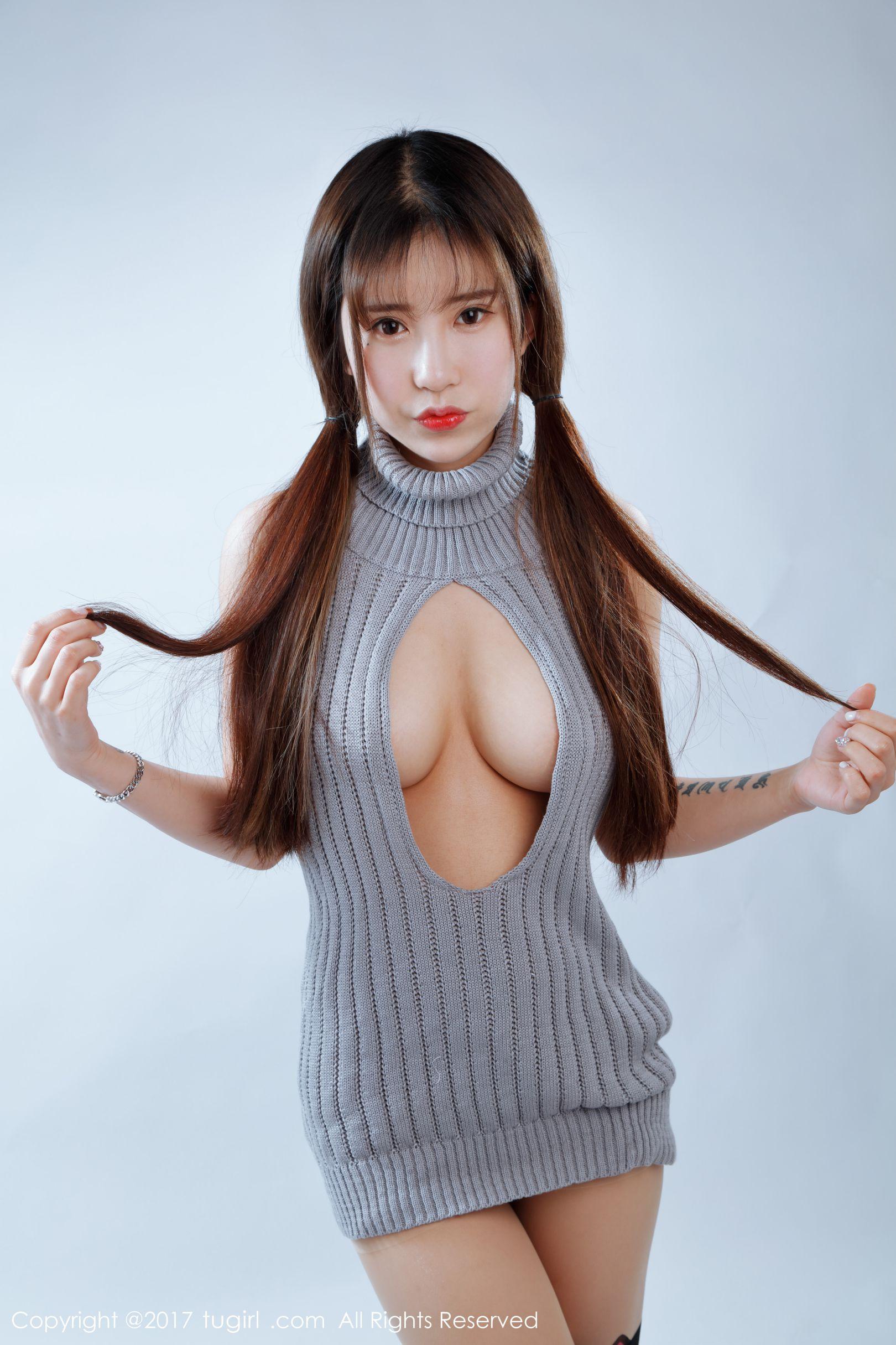 [XiuRen秀人网] No.749 萝莉悠悠酱 - 肌肤雪乳美臀福利 写真套图