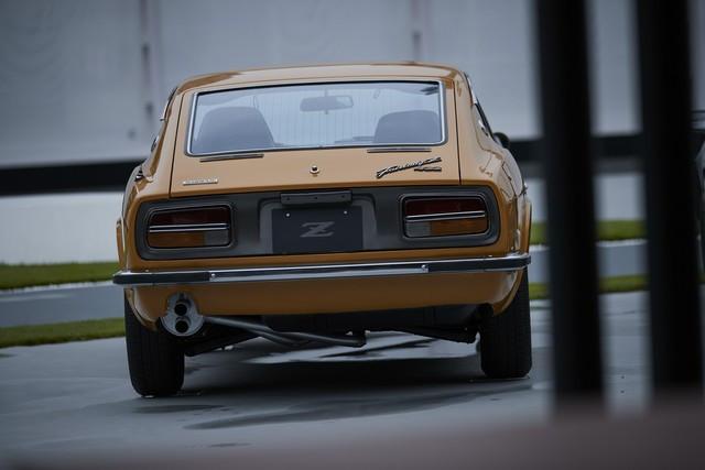 Le Nissan Z Proto : Inspiré Du Passé, Tourne Vers Le Futur 200916-01-090-source