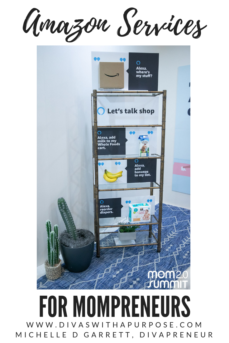 Amazon services for mompreneurs help us to be more productive and efficient in all areas of their life. #amazon #productivity #AmazonKidsandFamily