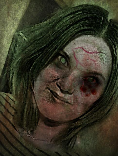 zombie Katherine 2