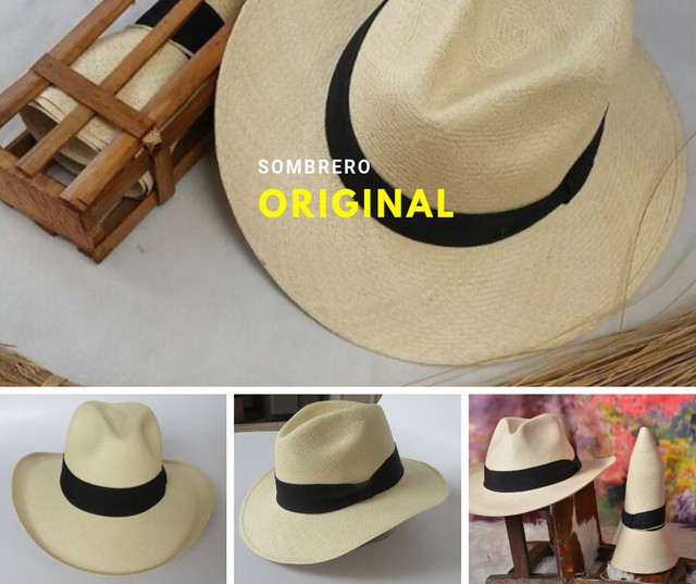 Sombreros Aguadeños Originales. Ruanas Dama y Caballero · Sillas de Montar  Garantizadas 324b9bcfe78