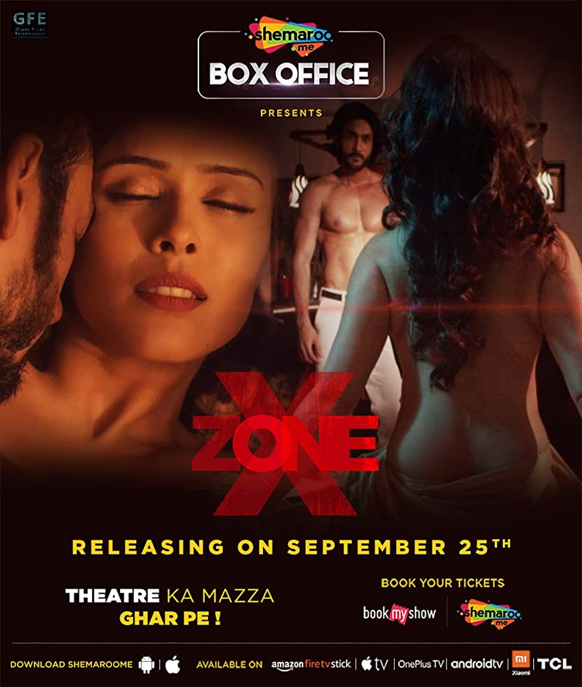 18+ X Zone 2020 Hindi 720p SM HDRip 1GB | 300MB Download