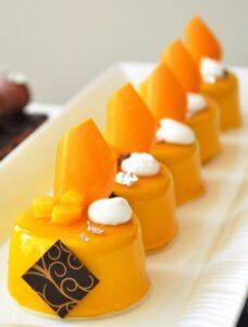 bavarois-mangue-chocolat