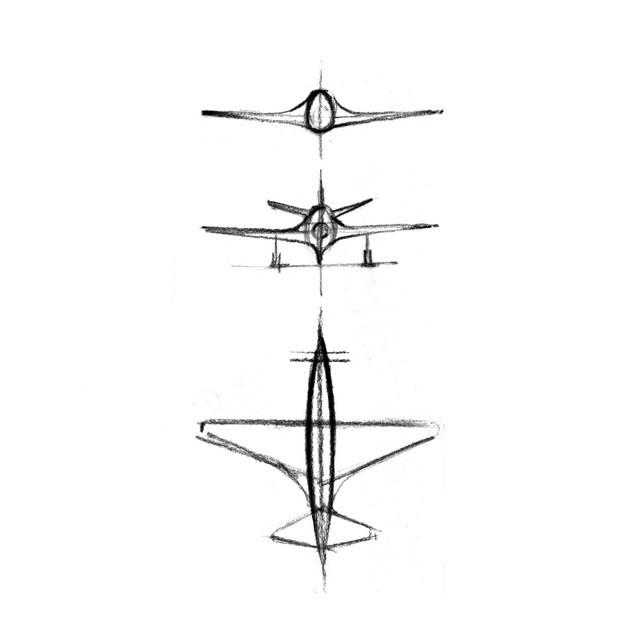 Les risque-tout chez Bugatti – entre l'avion et la voiture de course  09-bugatti-plane-t100-design-fuselage
