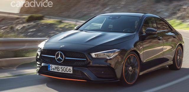 2019 - [Mercedes-Benz] CLA II - Page 6 M01