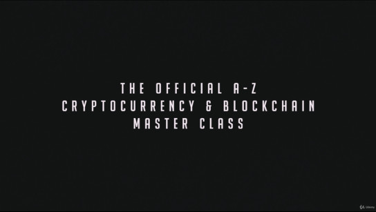 Official 2K19 Cryptocurrency & Blockchain Master Class