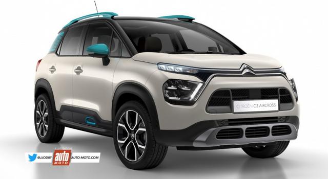 2021 - [Citroën] C3 Aircross restylé C22-DCE23-5588-490-C-AD0-B-E6-B0927659-B7
