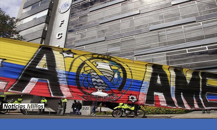 Copa América en Colombia