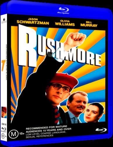 Tres Son Multitud [Rushmore] (1998) x264 1080p