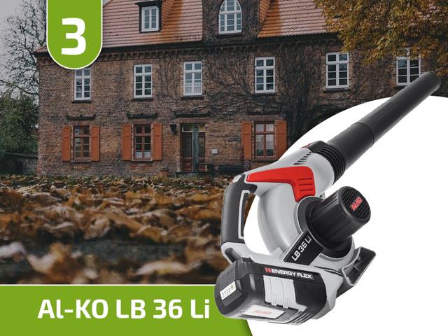 Al-KO LB 36 Li