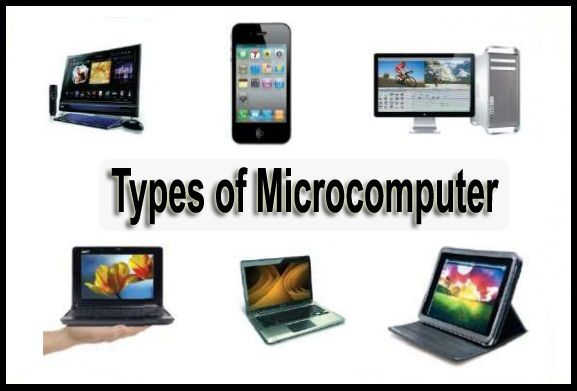 types-of-microcomputer