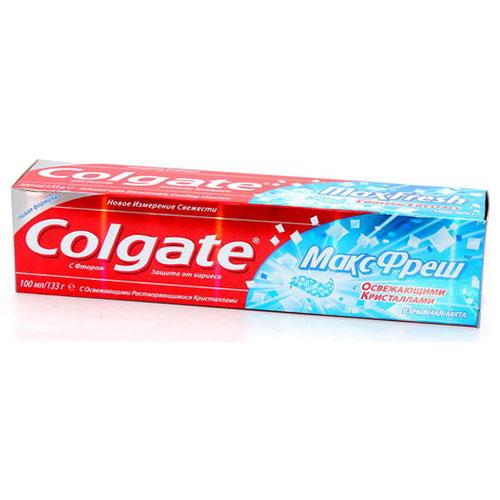 ქოლგეითი კბილის პასტა 50 მლ მენთოლით