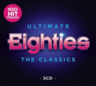 Ultimate 80's The Classics (5CD) (2019)