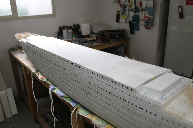 titanic - RMS Titanic 1:100 - Pagina 32 Img-909