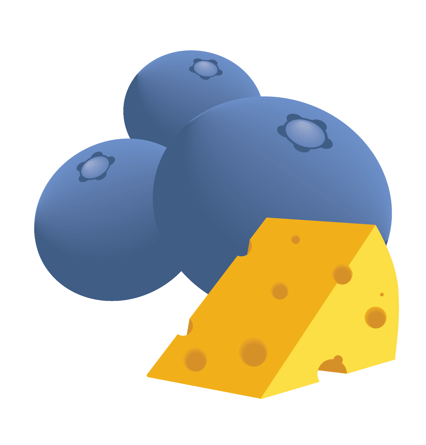 Blueberry Cheese