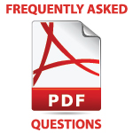 See Frequently Asked Questions