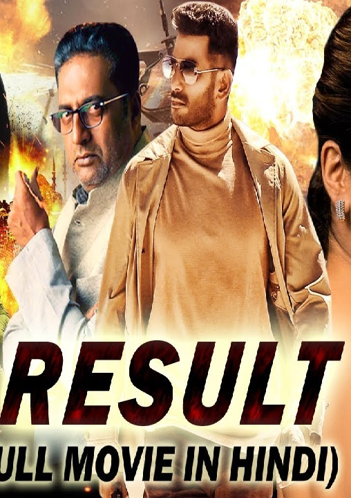 Result (2021) Hindi Dubbed Full Movie 720p | 480p HDRip x264 AAC 700MB Download
