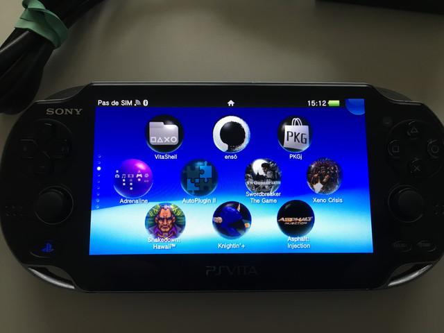 [Vendu] PS Vita 3G enso sd2vita 128Go 72-D64900-6060-4-E74-BD55-DFB5139-DE867