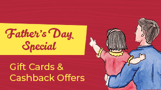 Fathers Day Gift Offers