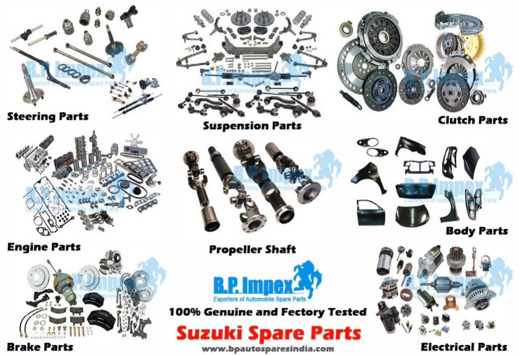 Best Spare Parts for Automotive Service Power Systems