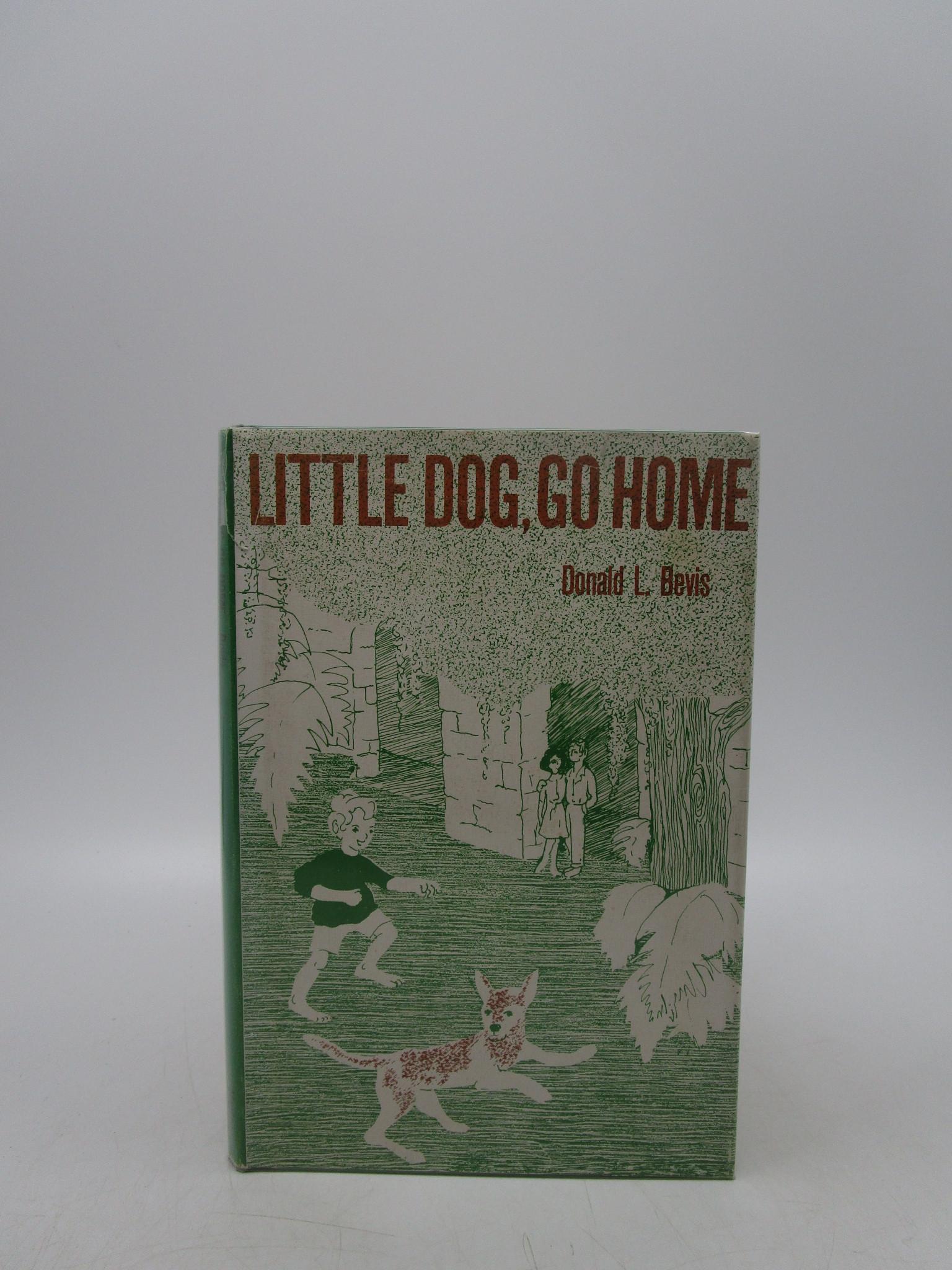 Image for Little Dog, Go Home