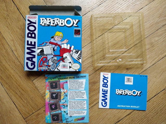 Paper Boy 1