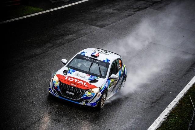 Des Débuts Réussis Pour La Peugeot 208 Rally 4 ! DSC2265