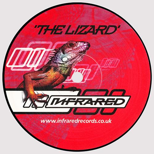 J. Majik - The Lizard / Matchbox 2000