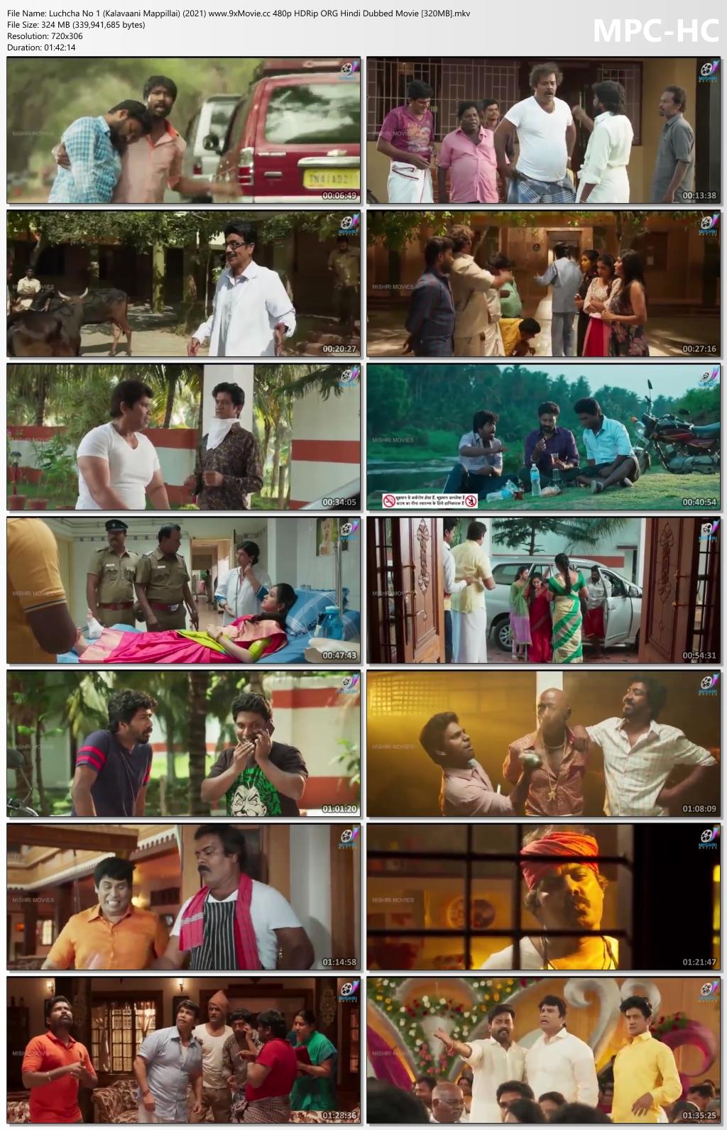Luchcha-No-1-Kalavaani-Mappillai-2021-www-9x-Movie-cc-480p-HDRip-ORG-Hindi-Dubbed-Movie-320-MB-mkv