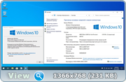 Windows 10 Enterprise 1909 by OneSmiLe [18363.535] (x64) (2019) [Rus]