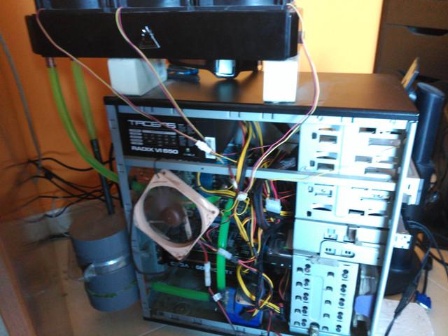 Worklog reconstrucción PC