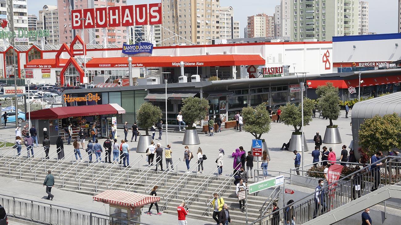 الخدمات في منطقة بيليك دوزو اسطنبول